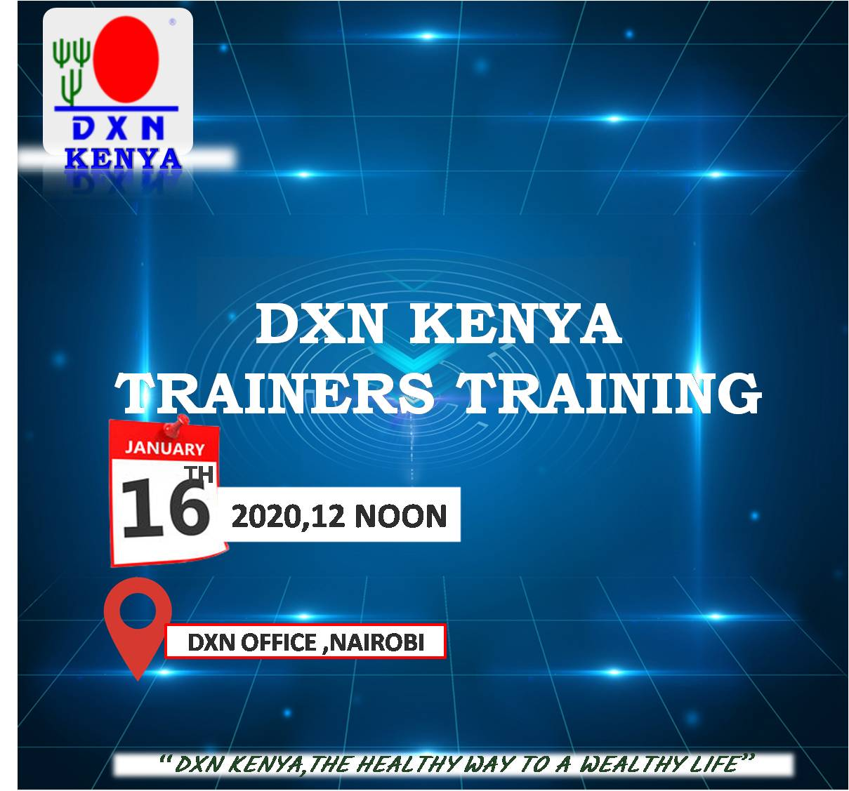 Dxn Africa Official Site